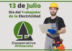 Por el día del trabajador eléctrico, no habrá atención al público el viernes 13