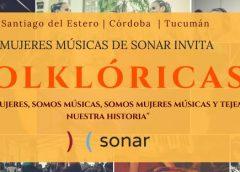 """Sonar presenta en Córdoba su ciclo """"folkloricas"""""""